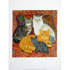 Carpet Cats I