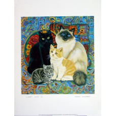 Carpet Cats II
