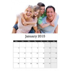 Personalised Photo Calendar (A4)