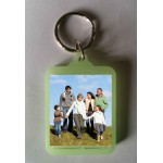 Personalised Glow-in-the-dark Keyrings