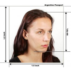 Argentine Passport Photos