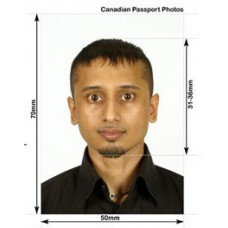 Canada Passport Photos