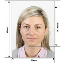 Netherlands - Dutch Passport Photos