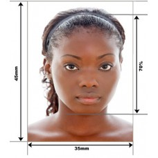 Nigeria Passport Photos