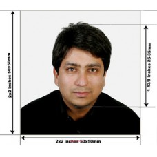 Pakistan Passport Photos