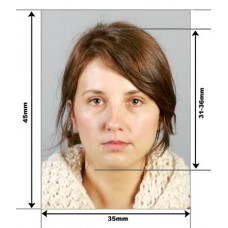 Poland Passport Photo