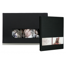 Leonardo Collection: 40 pages (80 sides) Printed Album